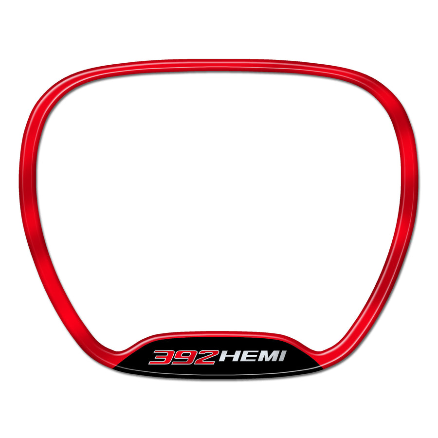 """392 Hemi"" Steering Wheel Trim Ring"