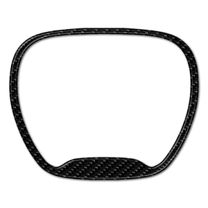 """Carbon Fiber"" Steering Wheel Trim Ring"