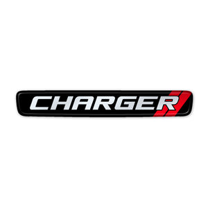 """Charger"" Steering Wheel Center Badge"