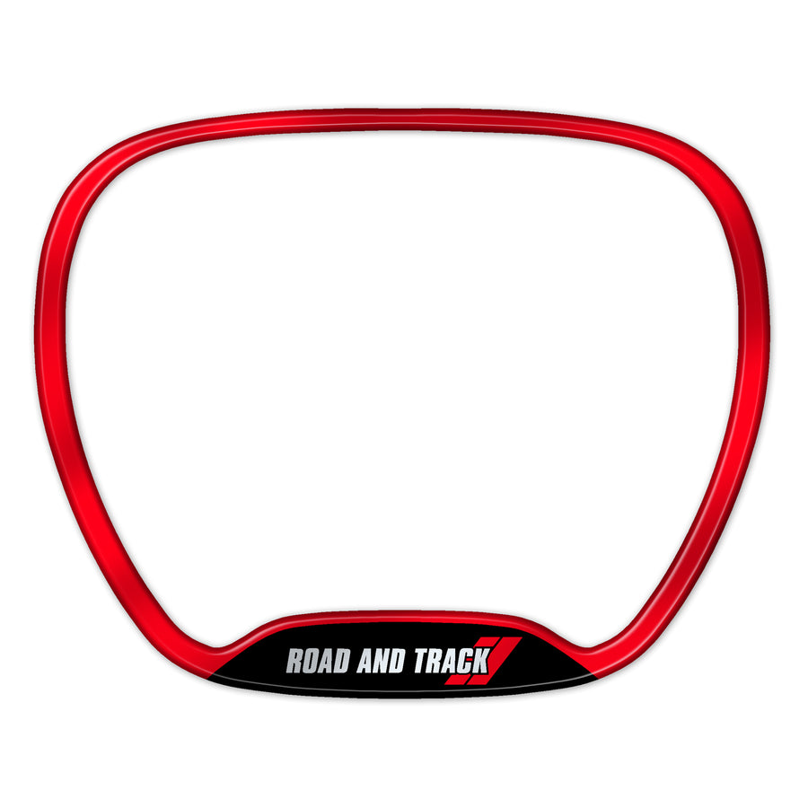 Road and Track Steering Wheel Trim Ring