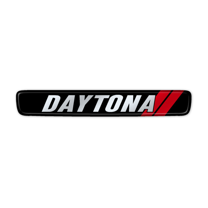 """Daytona"" Steering Wheel Center Badge"