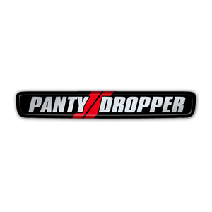 """Panty Dropper"" Steering Wheel Center Badge"