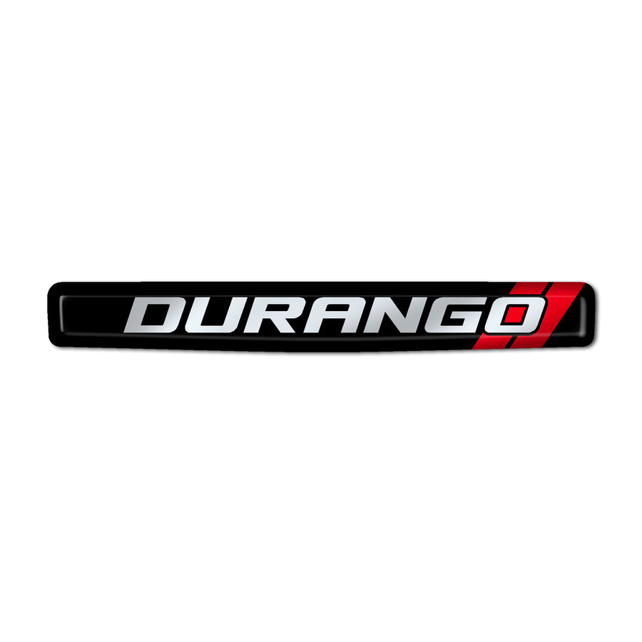 """Durango"" Steering Wheel Center Badge"