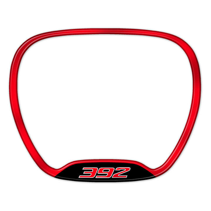 392 Steering Wheel Trim Ring