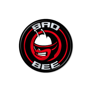 """Bad Bee"" Fuel Door Inlay"