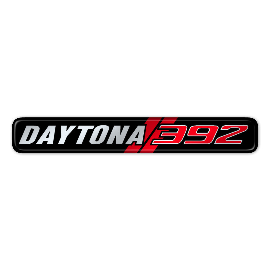 Daytona 392 Dash Badge