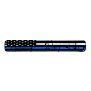 """Thin Blue Line Punisher"" Dash Badge"