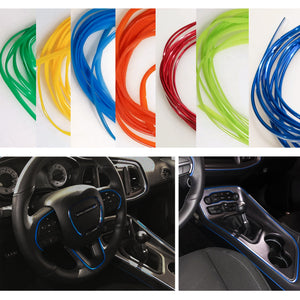 Vehicle Interior Accent Strip