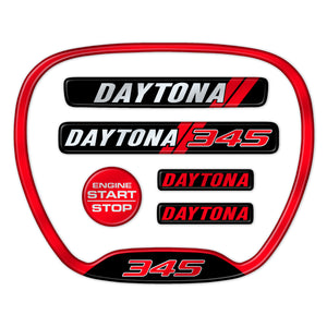 Daytona 345 Themed 6-Piece Set