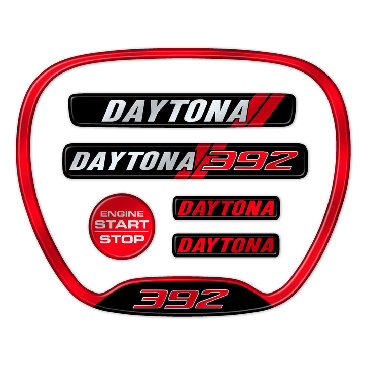 Daytona 392 Themed 6-Piece Set