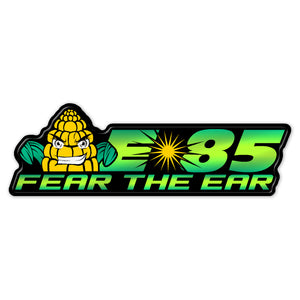 """Fear the Ear"" Flex Fuel Badge"