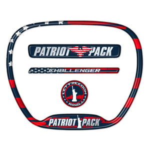 "Challenger ""Patriot Pack"" Themed 4-Piece Set"