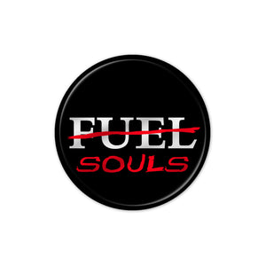 """Souls"" Fuel Door Inlay"
