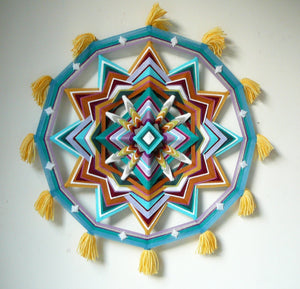 Silent Wonder, 12-sided, 24 inches, by custom order