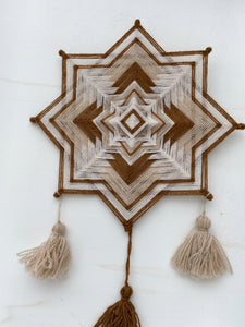 Ojos De Dios simple traditions 2. 12 inch by Sami in stock