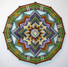 Load image into Gallery viewer, Ojos De Dios back to the center