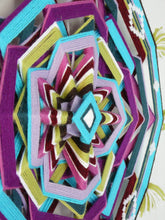 Load image into Gallery viewer, Summertime, 18 inch Ojo de Dios, by custom order