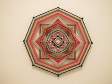 Load image into Gallery viewer, Sandstorm, a 12 inch Ojo de Dios, by custom order