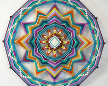 Load image into Gallery viewer, Sound of Silence 24 inch Mandala