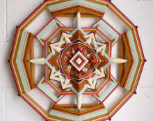 Load image into Gallery viewer, Golden Sage, 24 inch  Mandala