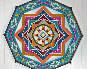 South West Classic Variations, 32 inch  Mandala