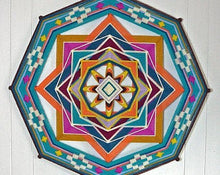 Load image into Gallery viewer, South West Classic Variations, 24 inch  Mandala
