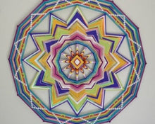 Load image into Gallery viewer, 48 In, Custom variations , 48 inch  Mandala