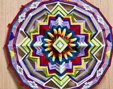 Load image into Gallery viewer, Companion of Love , 18 inch  Mandala