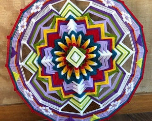 Companion of Love , 18 inch  Mandala