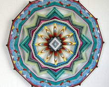 Load image into Gallery viewer, Finding the Heart, 24 inch  Mandala