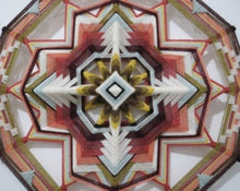 Load image into Gallery viewer, Vision Quest, 24 inch  Mandala