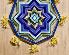 Load image into Gallery viewer, Unfolding Love, 14 inch Mandala Variations