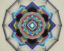Load image into Gallery viewer, Wild Honey, 18 inch Mandala