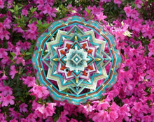 Load image into Gallery viewer, Breaking Free, 24 inch Mandala