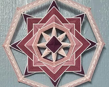Load image into Gallery viewer, Pink Inversion Kit 12 Inch Mandala Set