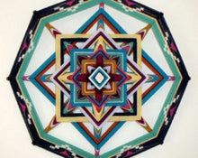 Load image into Gallery viewer, Carnival , 16 inch Mandala
