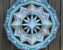 Load image into Gallery viewer, Majave Moon, 18 inch Mandala