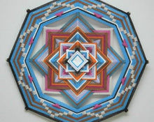 Load image into Gallery viewer, Peaceful Waters  , 14 inch Mandala Variations