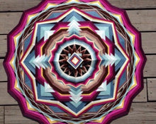Load image into Gallery viewer, Over Time and Tide , 32 inch Mandala