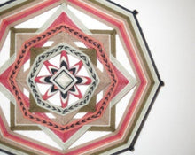 Load image into Gallery viewer, Sand Storm, 14 inch Mandala Variations
