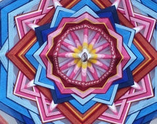 Load image into Gallery viewer, Truth Reveals  , 24 inch Mandala