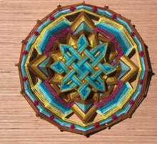 Load image into Gallery viewer, Hope and grace , a 12-inch mandala