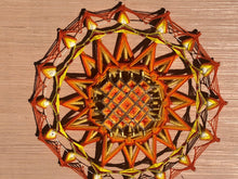 Load image into Gallery viewer, Sunshine heart  12 inch,  Mandala