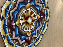 Load image into Gallery viewer, Warrior shield of Love, 24 inch  Mandala