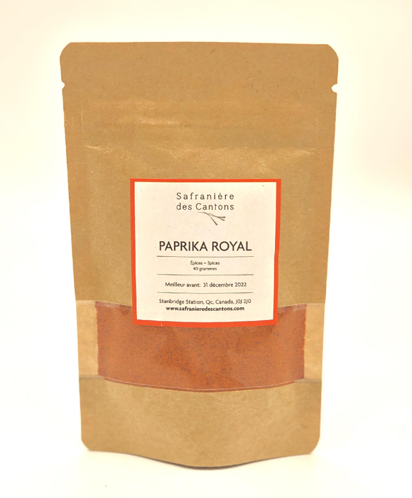 Paprika royal 40g