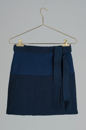 Lore Quilted Skirt