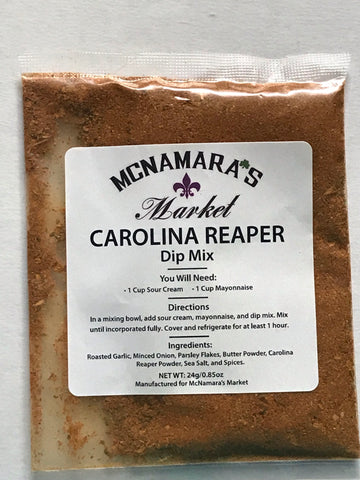 Easy Carolina Reaper Dip Mix From McNamara's Market