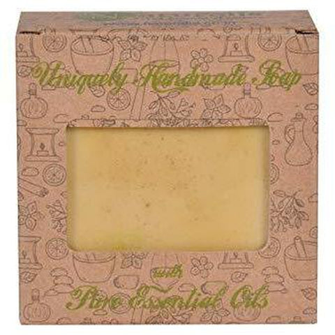 Naturalis Handmade Soap with Natural Neem Oil Antibacterial and Antifungal - Naturalis