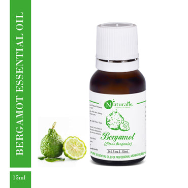 Bergamot Essential Oil by Naturalis - Pure & Natural - Naturalis