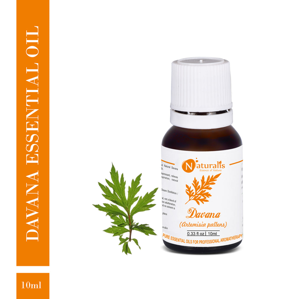 Davana Essential Oil by Naturalis - Pure & Natural